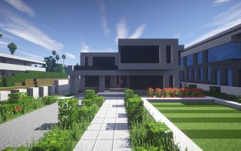 Modern House Ep8