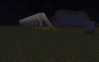 Simple Minecart Bridge #1
