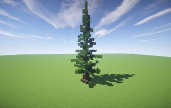 Tree in Minecraft