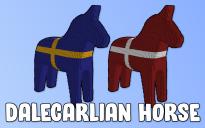 Dalecarlian Horse / Dala Horse