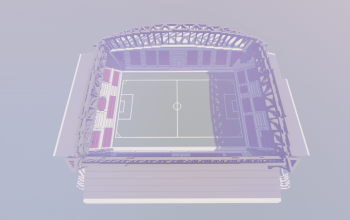 Tynecastle Stadium, Edingburgh