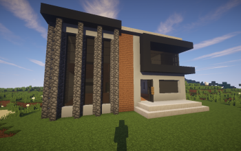 Modern House (March Project Ep2)
