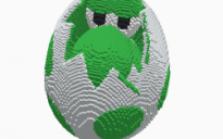 yoshi in the egg
