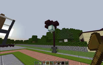 Lamp decor