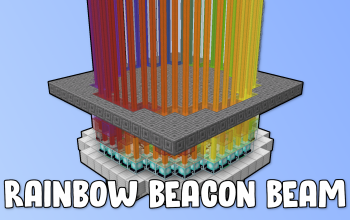 Rainbow Beacon Beam
