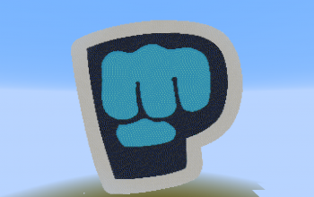 Pewdiepie Huge Pixel Art!