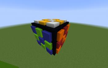 Rubik's Cube Pattern
