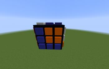 Rubik's Cube Pattern 2