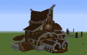Big house/tavern