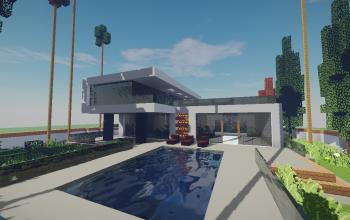 Modern House #8