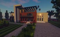 Modern House #9 + Schematics