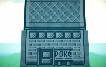 PokéCenter 8-Bit POKÈMON RED