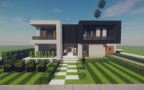 Modern House #11 + Schematics