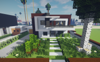 Modern House #12 + schematics