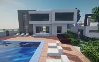 Modern House #13 + Schematics