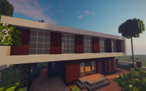 Modern House #14 + Schematics