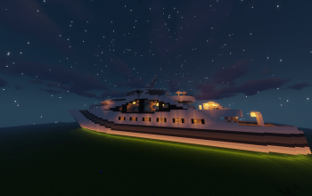 Yacht - Furnished