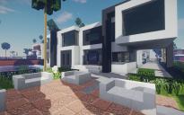 Modern Mansion #1 + Schematics