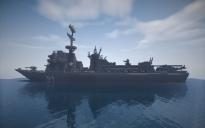 F-91 warship