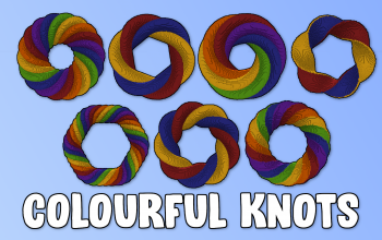 Colourful Knots