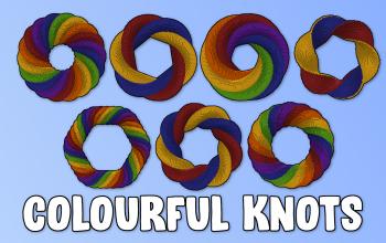 Colourful Knots