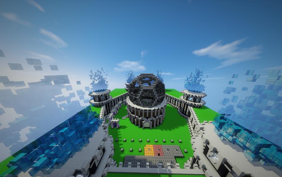 Skyblock island, creation #14462