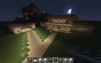 Sandstone Mansion