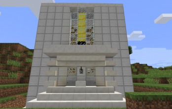 Tower of gold bank vault