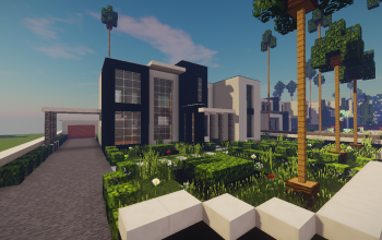 Modern House #15 + schematics