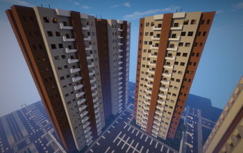Modern Tower - Furnished