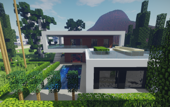 Modern House #16 + Schematic
