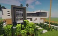 Modern House #18 + Schematics
