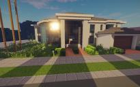 Modern House #21 + Schematics