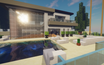 Modern House #22 + Schematics