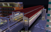 Light-rail station