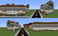 Middle-class Modern 4-Resident Condominium