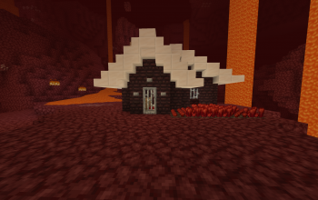 Small Nether Abode