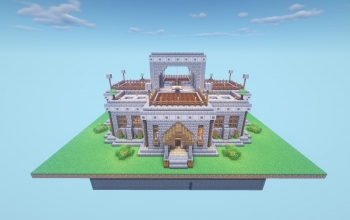 My version of a Direwolf20 9x9 base - tribute to the king of 9x9's