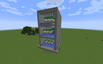 Expanded cactus farm