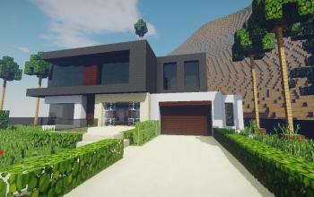 Modern House #24
