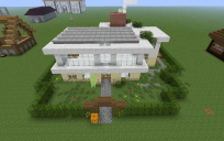 Modern House #1 By iEdgy
