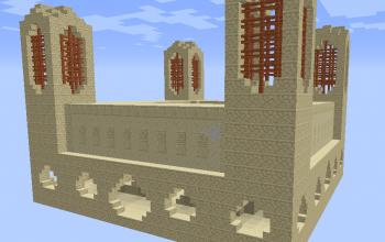 Desert Temple Revamp