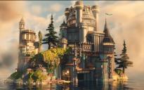 Fragatten - Forgotten Castle