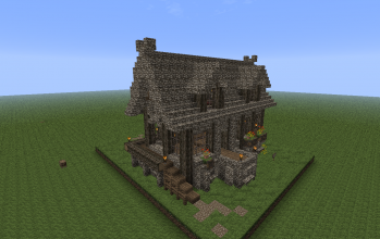 Medieval House #1 by iEdgy