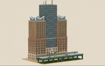New York Style Skyscraper | MFC
