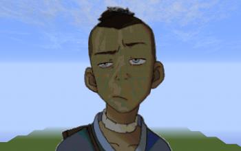 Sokka the last airbender character