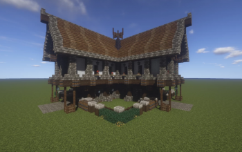 Medieval Enchantment House