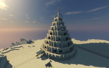 desert temple god