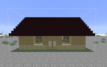 Simple Empty House