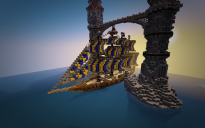 "Medieval Ship ""Baston"""